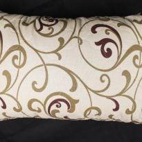 Фото 8 - Подушка льняная стёганая 40*60 см.