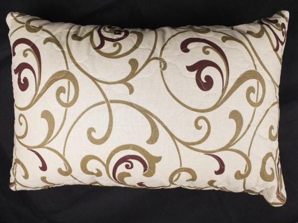 Фото 3 - Подушка льняная стёганая 40*60 см.