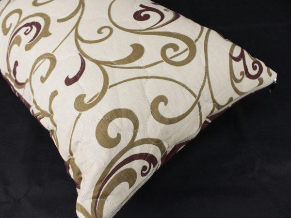 Фото 4 - Подушка льняная стёганая 40*60 см.