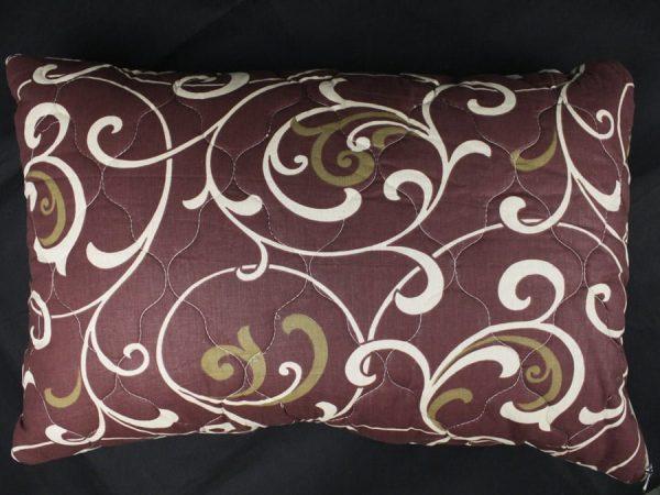 Фото 5 - Подушка льняная стёганая 40*60 см.
