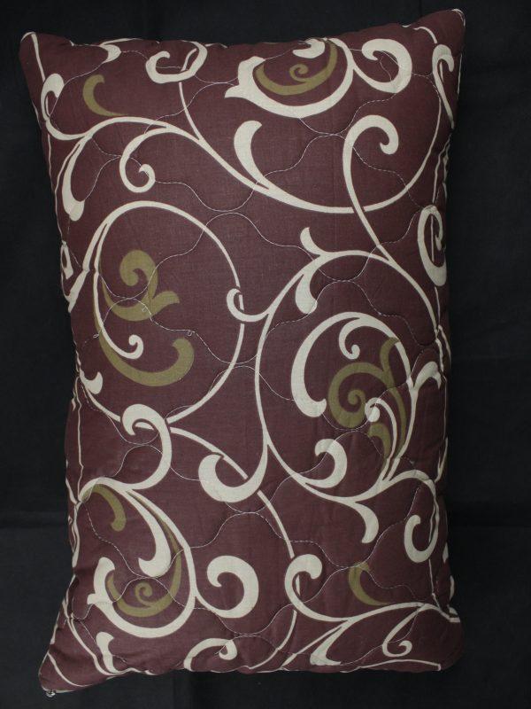 Фото 6 - Подушка льняная стёганая 40*60 см.