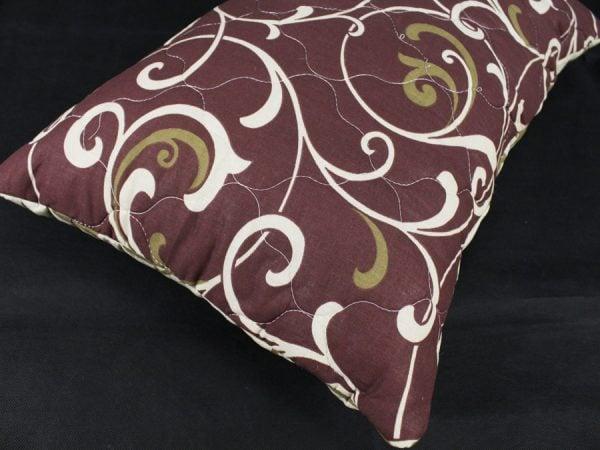 Фото 7 - Подушка льняная стёганая 40*60 см.
