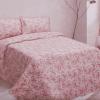 """Фото 4 - КПБ """"Розы"""", 2 спальный, цвет розовый."""