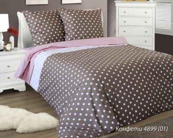 """Фото 11 - Ткань для постельного белья """"Конфетти"""" ширина 220 см."""