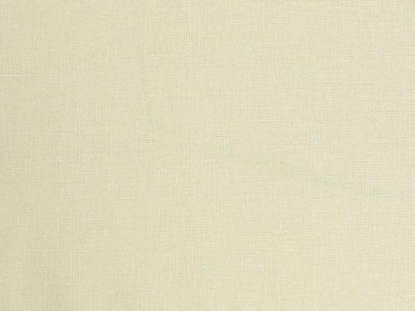 Фото 3 - Ткань льняная плотная,  лен 100%, цвета слоновой кости, ширина 180 см.