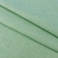 Фото 7 - Ткань льняная лен 100% цвет полынь.