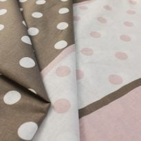 """Фото 12 - Ткань для постельного белья """"Конфетти"""" ширина 220 см."""