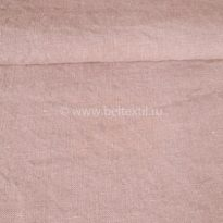 """Фото 16 - Ткань льняная """"с эффектом мятости"""", ширина 245см,розовая."""
