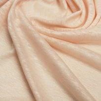 Фото 11 - Льняной трикотаж  цвета персика, лен 100%.
