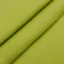 Фото 15 - Ткань костюмная светло-зелёная.