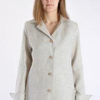 Фото 7 - Блуза льняная 003.
