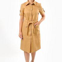 Фото 11 - Платье льняное 002.